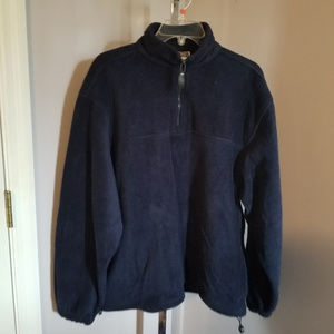 Authentic Life Apparel Fleece Henly Size XL